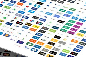 Payment & Credit Card Icons