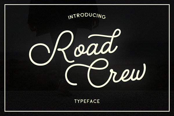 Fonts: Larin Type Co. - Road Crew