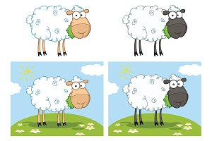 Sheep Character Collection - 1
