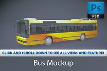 Bus Mock-Ups