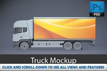 Truck Mock-Ups