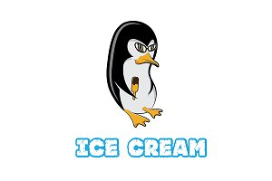 Logo for penguin