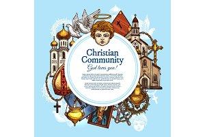 Christian religious community