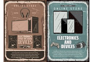 Electronics and smart device