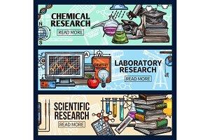 Scientific research and laboratory