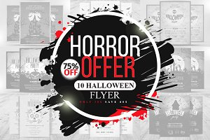Horror Offer Bundle 75% OFF