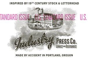 IndustryPress - Lines & Textures