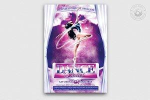 Dance Ballet Flyer Template V1