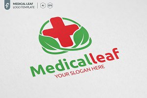 Medical Leaf Logo