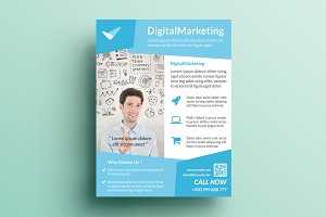 Creative Marketing Flyer V25
