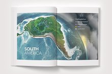 Earth Illustrations & Infographics