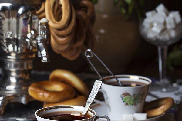 Food Stock Photos: Marina_Pronina - Tea in the Russian style