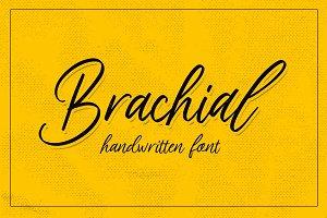 Brachial Font - 30%OFF
