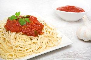 Spaghetti a bolognese