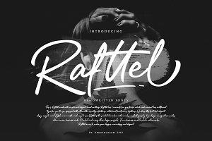 Rafttel Font