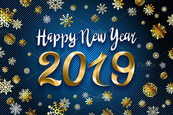 photos of happy new year 2019