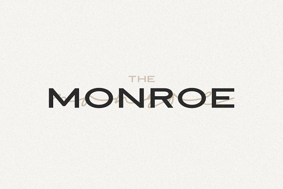 Modena | Duo with 6 Free Logos in Sans-Serif Fonts - product preview 8