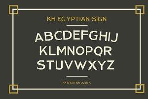KH Egyptian Upper