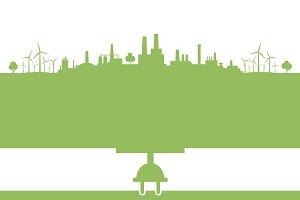 Eco city3