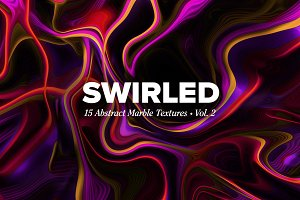 Swirled, Vol. 2: Marbled Textures
