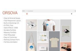 Orsova - Creative Portfolio
