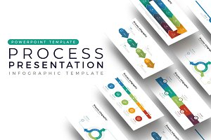 Process Presentation - Infographic