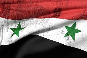 Siria flag