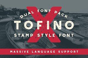 Tofino Font Family