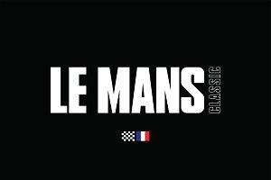 LE MANS - CLASSIC Font