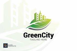 Green City - Logo Template