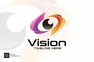 Vision - Logo Template