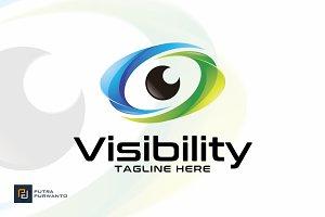 Visibility / Eye - Logo Template