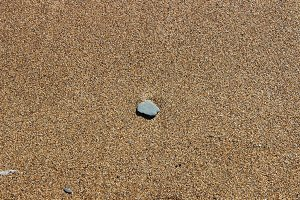 Wet Sand and Pebble texture