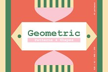 Geometric Patterns and Shapes by  in Patterns