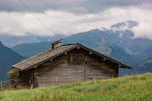 Swiss Alpine Chalet