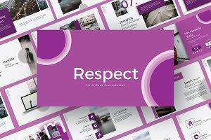 Respect Pict Deck Keynote