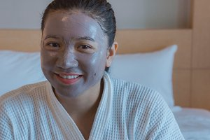 Relax time of Face Mask pad