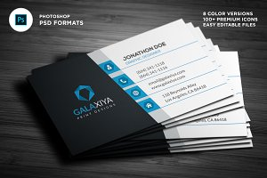 Creative Modern Business Cards