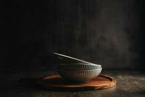 Simple Bowl set
