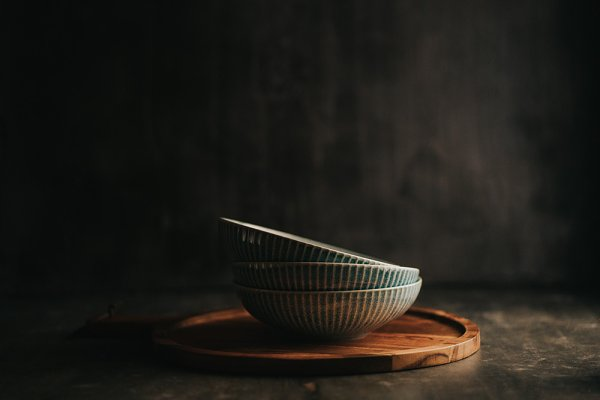 Food Stock Photos - Simple Bowl set