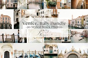 Italy Stock Photo Bundle
