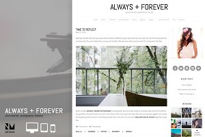 Always+Forever - Wordpress Theme