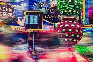 amusement park rotating table