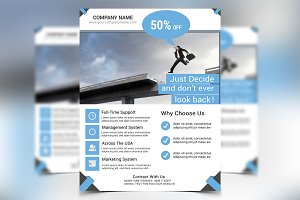 Creative Business Flayer Template