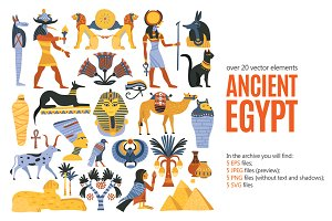 Ancient Egypt Set