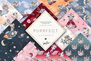 Purrfect | Patterns