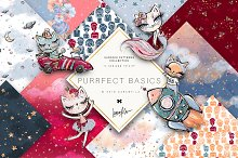 Purrfect | Basic Patterns