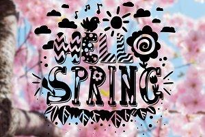 Hello Spring Overlay