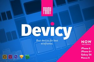 Devicy — all devices you need