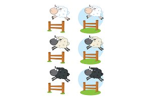 Sheep Character Collection - 7